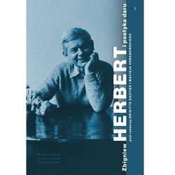 Zbigniew Herbert i poetyka daru - książka