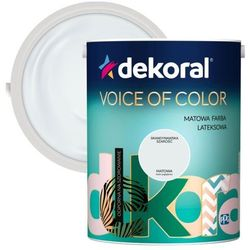 Farba Dekoral Voice of Color skandynawska szarość 5 l