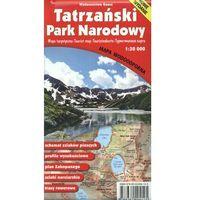 Mapy i atlasy turystyczne, Tatrzański Park Narod.m.tur./Gauss/1:30000/lamin./ (opr. broszurowa)