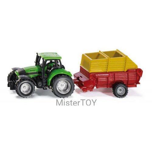 Jeżdżące dla dzieci, Traktor z przyczepą pottinger
