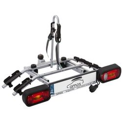 Platforma bagażnik na 2 rowery rowerowy na hak Tytan Amos 13PIN