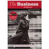 Książki do nauki języka, The business intermediate Student`s book + Dvd (opr. miękka)