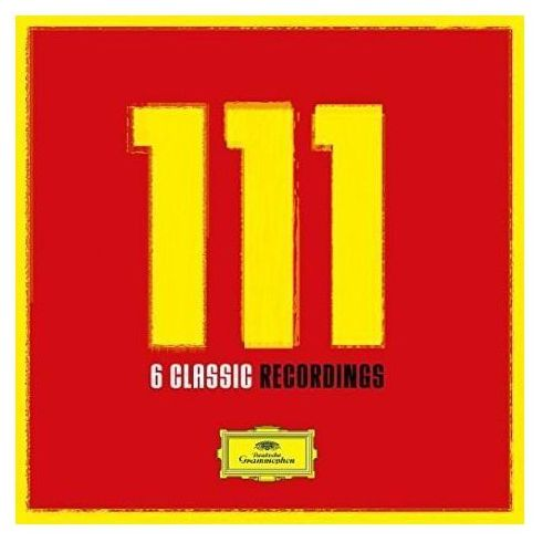Pozostała muzyka rozrywkowa, 111 YEARS OF DEUTSCHE GRAMMOPHON - Różni Wykonawcy (Płyta winylowa)