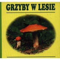 Książki dla dzieci, Grzyby w lesie. (opr. kartonowa)