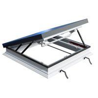 Okna dachowe, Okno wyłazowe do płaskiego dachu OKPOL PGM A1 100x150