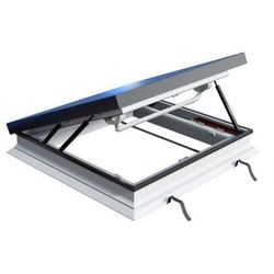 Okno wyłazowe do płaskiego dachu OKPOL PGM A1 100x150