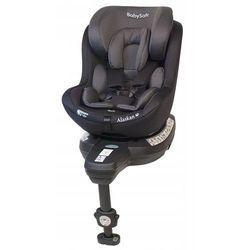 BABYSAFE Fotelik 0-18 kg ALASKAN Black Grey  RABAT DO 150 ZŁ   IDŹ DO SKLEPU I SPRAWDŹ  