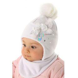 Czapka niemowlęca zimowa 5X35AF Oferta ważna tylko do 2019-10-22