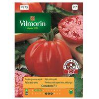 Nasiona, Pomidor gruntowy wysoki CORAZON F1 nasiona tradycyjne 0.1 g VILMORIN