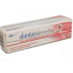 Alantandermoline krem ochronny półtłusty z witaminami a+e 50 g