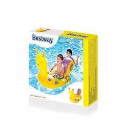 Dmuchany Basen ŚLIMAK dla dzieci Bestway zółty
