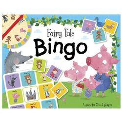 Fairy Tale Bingo gra edukacyjna