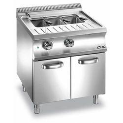 Urządzenie do gotowania makaronu i pierogów elektryczne podstawa z szafką| linia Domina 700 | 40L | 700x730x(H)850 mm