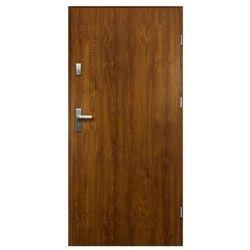 Drzwi wejściowe ARTEMIDA Złoty dąb 90 Prawe