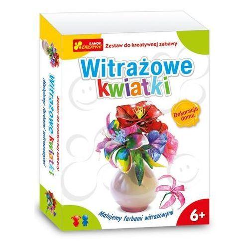 Kreatywne dla dzieci, Witrażowe kwiatki