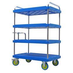 Wózek piętrowy do dużych obciążeń,dł. x szer. 1200 x 800 mm, nośność 1000 kg