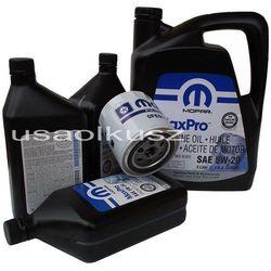 Oryginalny filtr oraz olej MOPAR 5W20 Dodge Durango 5,7 -2008