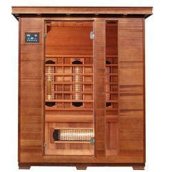 SAUNA CEDROWA INFRARED ROYAL 300 KWARC