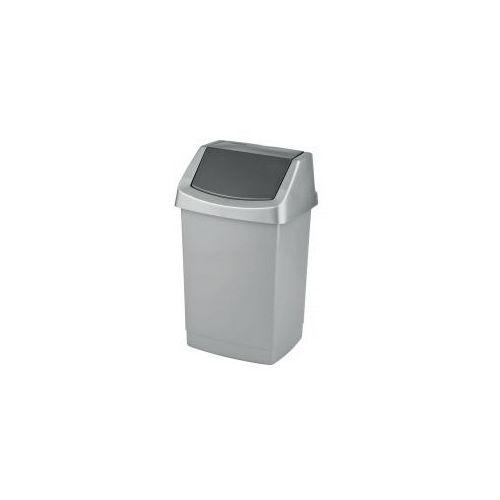 Kosze na śmieci, Kosz łazienkowy na śmieci uchylny CLICK-IT 9l