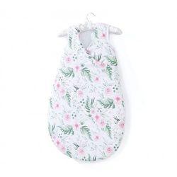 Śpiworek do spania niemowlęcy Bubble - Różany Ogród
