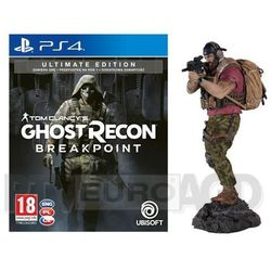 Tom Clancy's Ghost Recon Breakpoint - Edycja Ultimate + figurka
