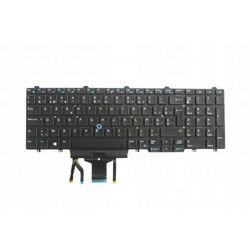 Klawiatura Dell E5550 E5570 5580 5590 4WM2N