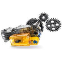 Kreatywne dla dzieci, Laboratorium Mechaniki Maszyny Ciężkie - Clementoni DARMOWA DOSTAWA KIOSK RUCHU