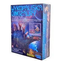 Pozostałe zabawki, 4m Wykopaliska Stegosaurus