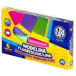Modelina Astra 6kol. fluorescencyjna 83911902