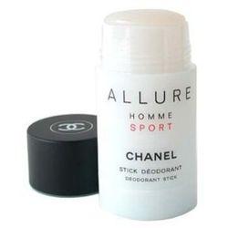 Chanel Allure Homme Sport Dezodorant stick 75 ml - Chanel