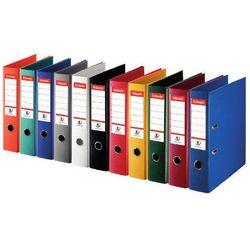 Segregator biznes A4/7cm niebieski z taśmą. Darmowy odbiór w niemal 100 księgarniach!