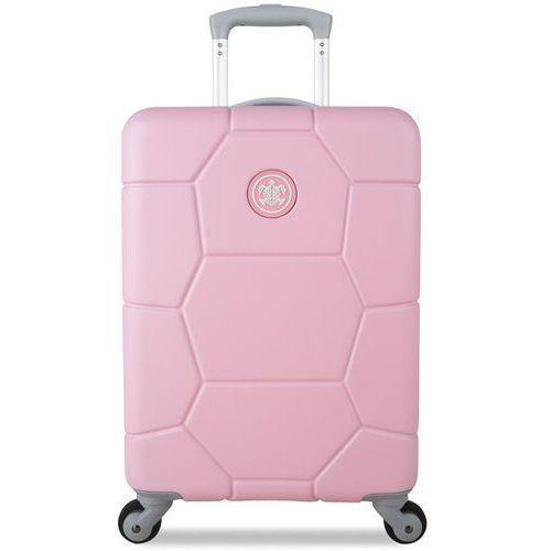 Torby i walizki, SuitSuit Walizka TR-1225/3, jasnoróżowa - BEZPŁATNY ODBIÓR: WROCŁAW!