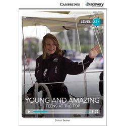 Young and Amazing: Teens at the Top. Cambridge Discovery Education Interactive Readers (z kodem) (opr. miękka)