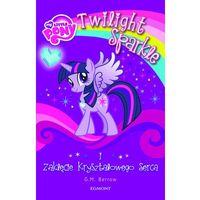 Książki dla dzieci, My Little Pony Twilight Sparkle i zaklęcie kryszta - Jeśli zamówisz do 14:00, wyślemy tego samego dnia. Darmowa dostawa, już od 99,99 zł. (opr. broszurowa)