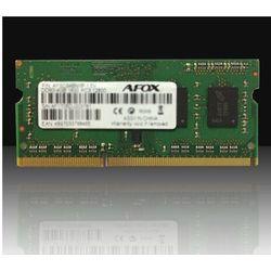 AFOX SO-DIMM DDR4 8G 2666MHZ MICRON CHIP - AFSD48FH1P- Zamów do 16:00, wysyłka kurierem tego samego dnia!