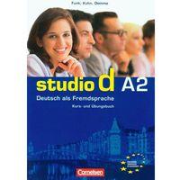Książki do nauki języka, Studio d A2 Kurs- und Ubungsbuch (opr. miękka)