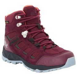Damskie buty trekkingowe VOJO HIKE XT TEXAPORE MID W burgundy / phantom - 8