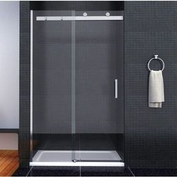 Drzwi prysznicowe Nixon 130 cm Rea Lewe