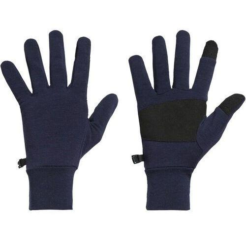 Rękawiczki, Icebreaker Sierra Rękawiczki, midnight navy L | 9-10 2020 Rękawiczki dotykowe do smartphona