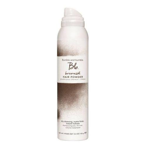 Inne kosmetyki do włosów, Brownish Hair Powder - Puder do włosów