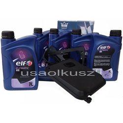 Filtr oraz olej ELF G3 automatycznej skrzyni biegów Dodge Durango 2005-