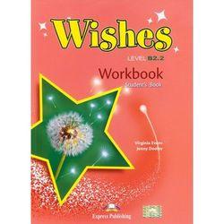 Wishes B2.2 (New edition) WB EXPRESS PUBLISHING (opr. miękka)