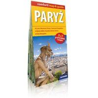 Przewodniki turystyczne, Paryż 2w1: przewodnik i mapa - TYSIĄCE PRODUKTÓW W ATRAKCYJNYCH CENACH (opr. miękka)