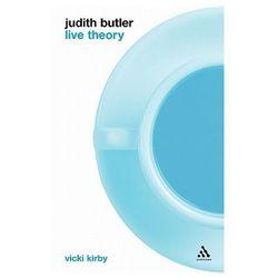 Judith Butler: Live Theory (opr. miękka)
