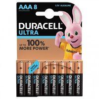 Baterie, Baterie DURACELL Ultra Power AAA 8szt.