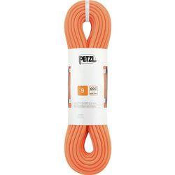 Petzl Volta Guide Lina 9,0mm x 40m, orange 2020 Liny połówkowe