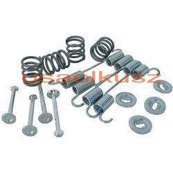 Zestaw montażowy szczęk hamulca postojowego Nissan 350Z