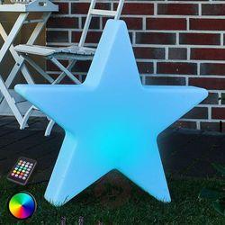 Dekoracyjna gwiazda LED SHINING STAR RGB, 80 cm