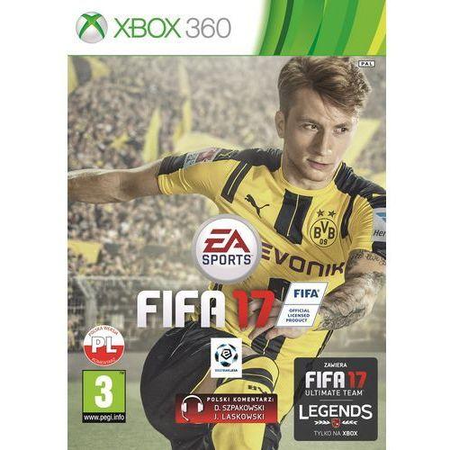 Gry na Xbox 360, FIFA 17 (Xbox 360)