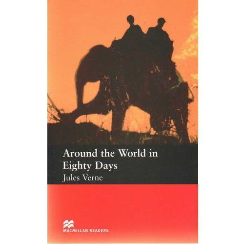 Książki do nauki języka, Around the World in 80 Days (opr. miękka)